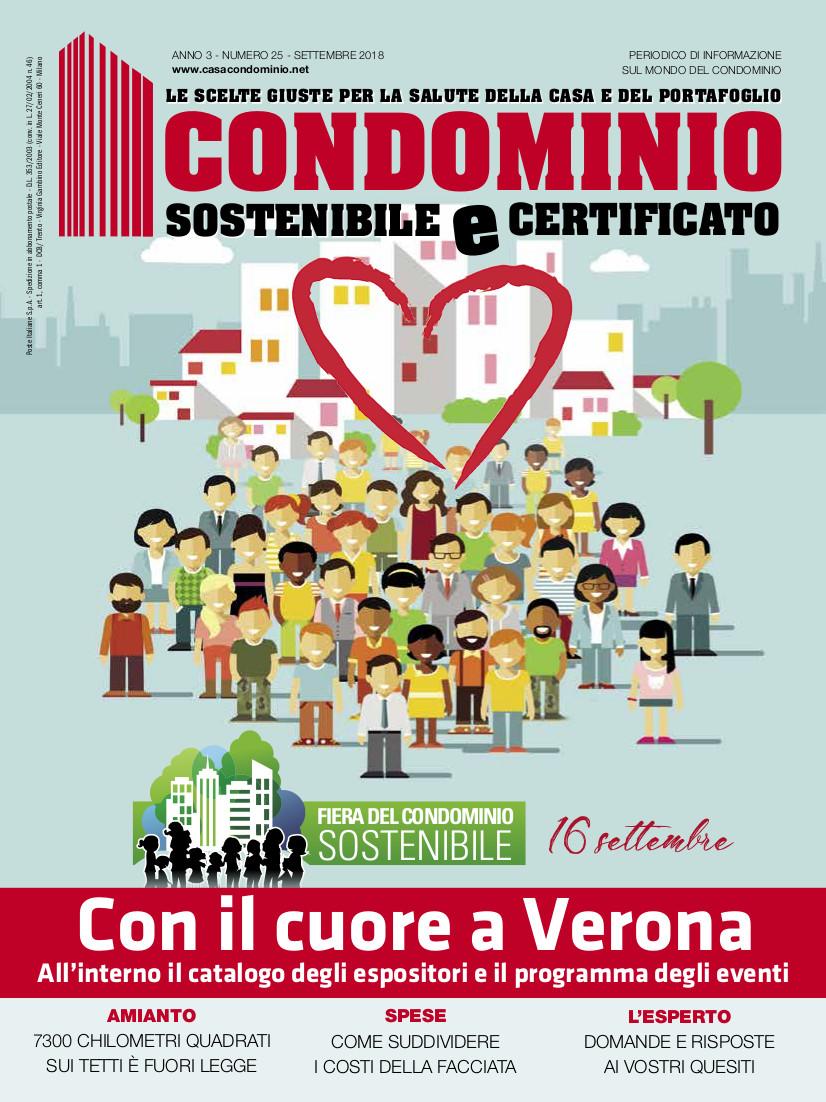 Condominio Sostenibile e Certificato ottobre 2019 by